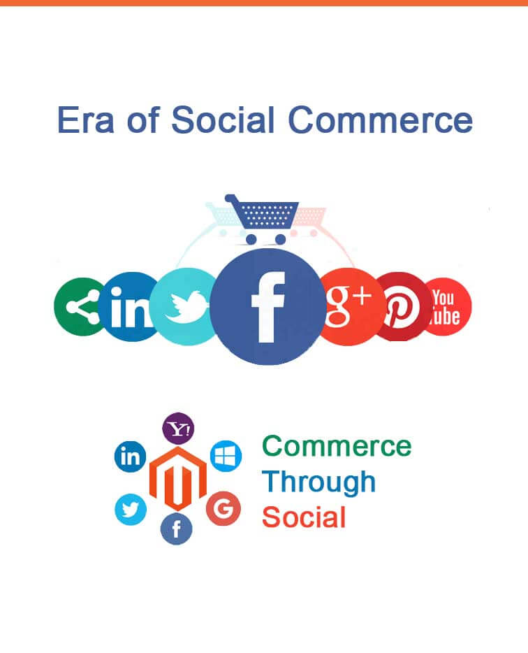Sales trends in the era of social commerce