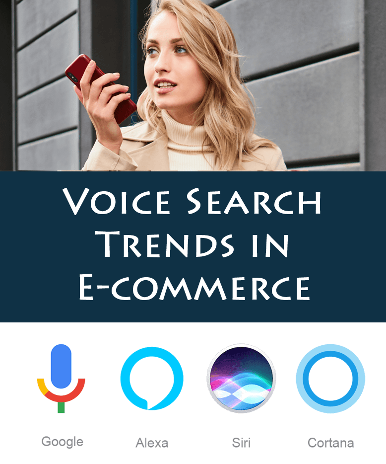 voice search trends in e-commerce
