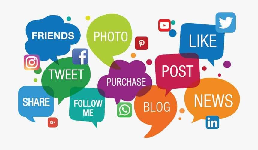 like share friends tweet