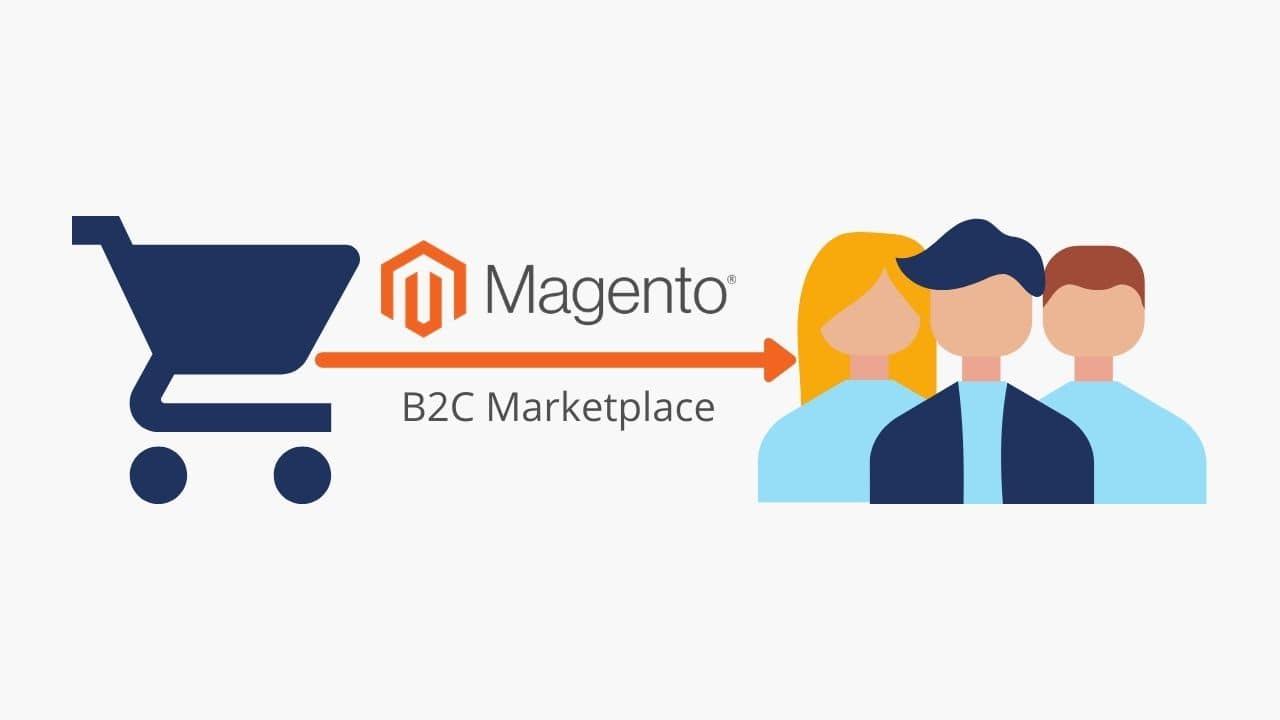 Magento B2C Marketplace