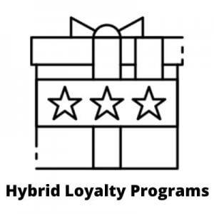Hybrid Loyalty Programs