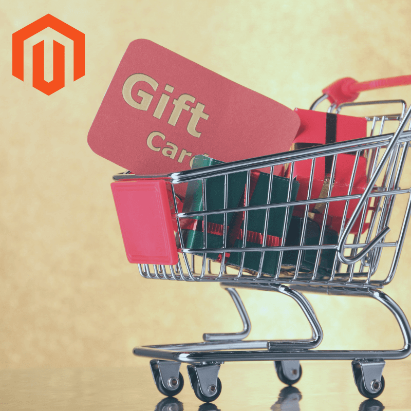Gift Cards in your Magento store