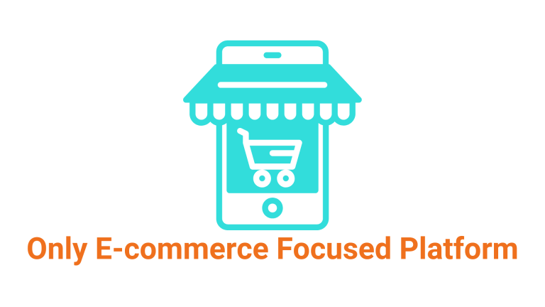 Only E-commerce Focused Platform