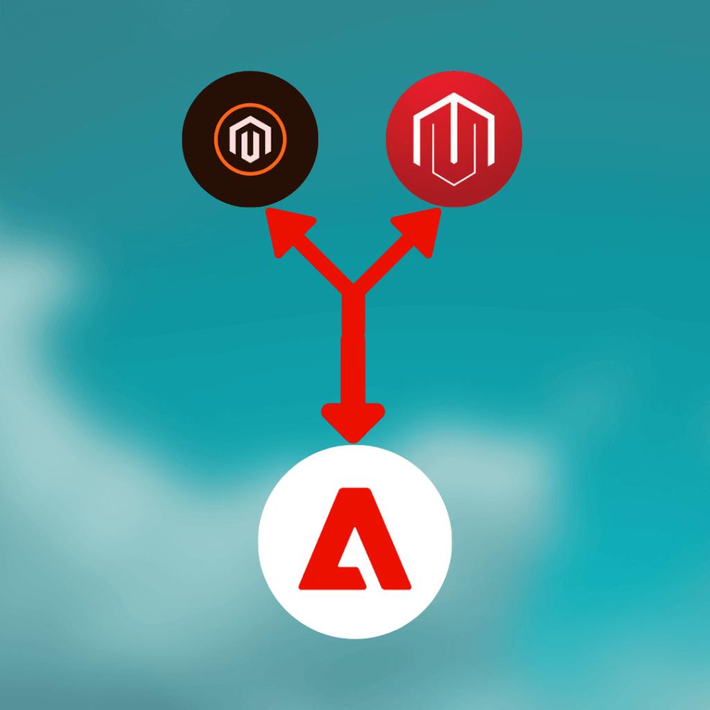 Magento Commerce now Adobe Commerce