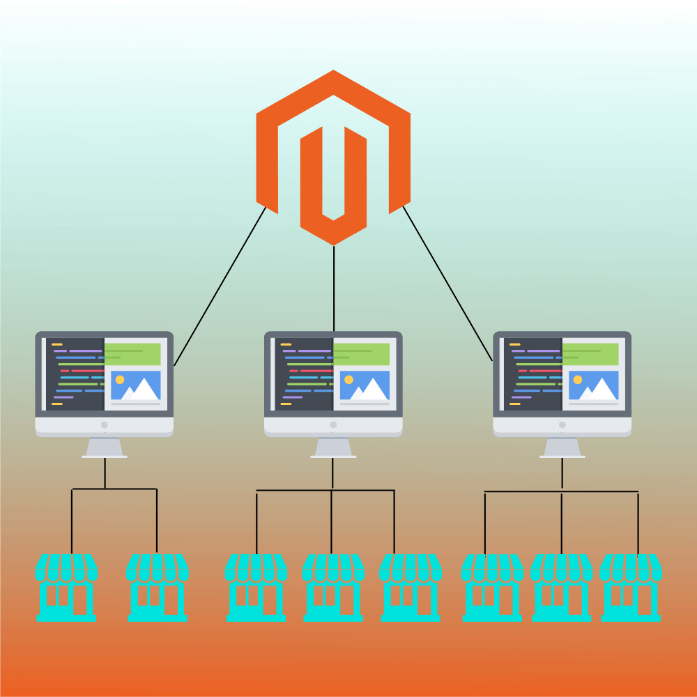 When to choose Magento Multi-Store & Multi-Site Settings?