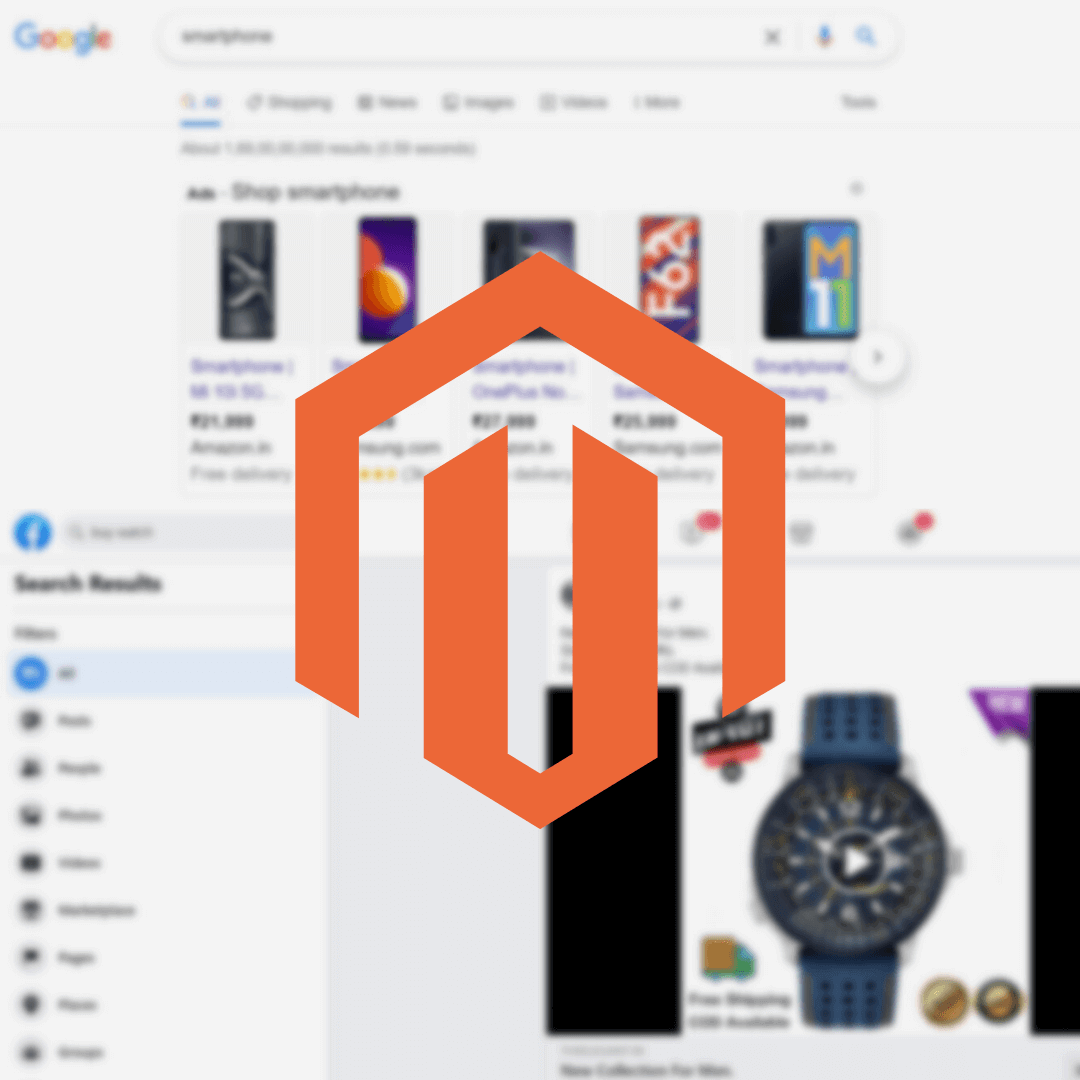 How to generate Google and Facebook Product Feed on Magento Store?
