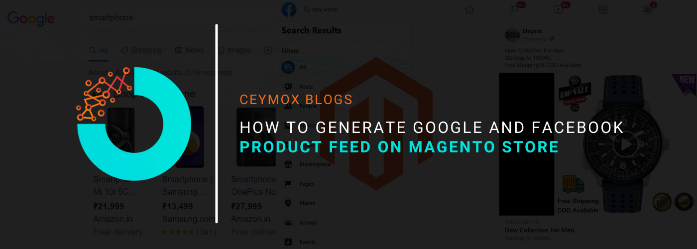 How to generate Google and Facebook Product Feed on Magento Store