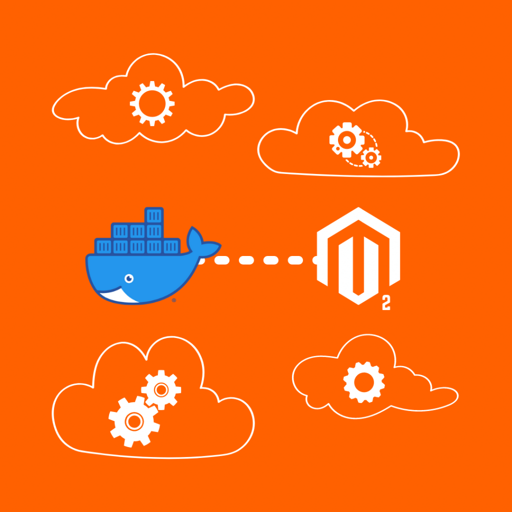 Microservices Using Docker Container For Magento 2