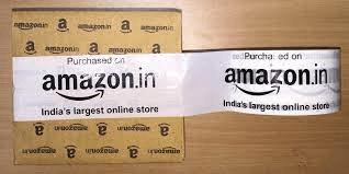 Amazon Custom Packing Tape